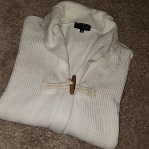 Express Toggle Sweater